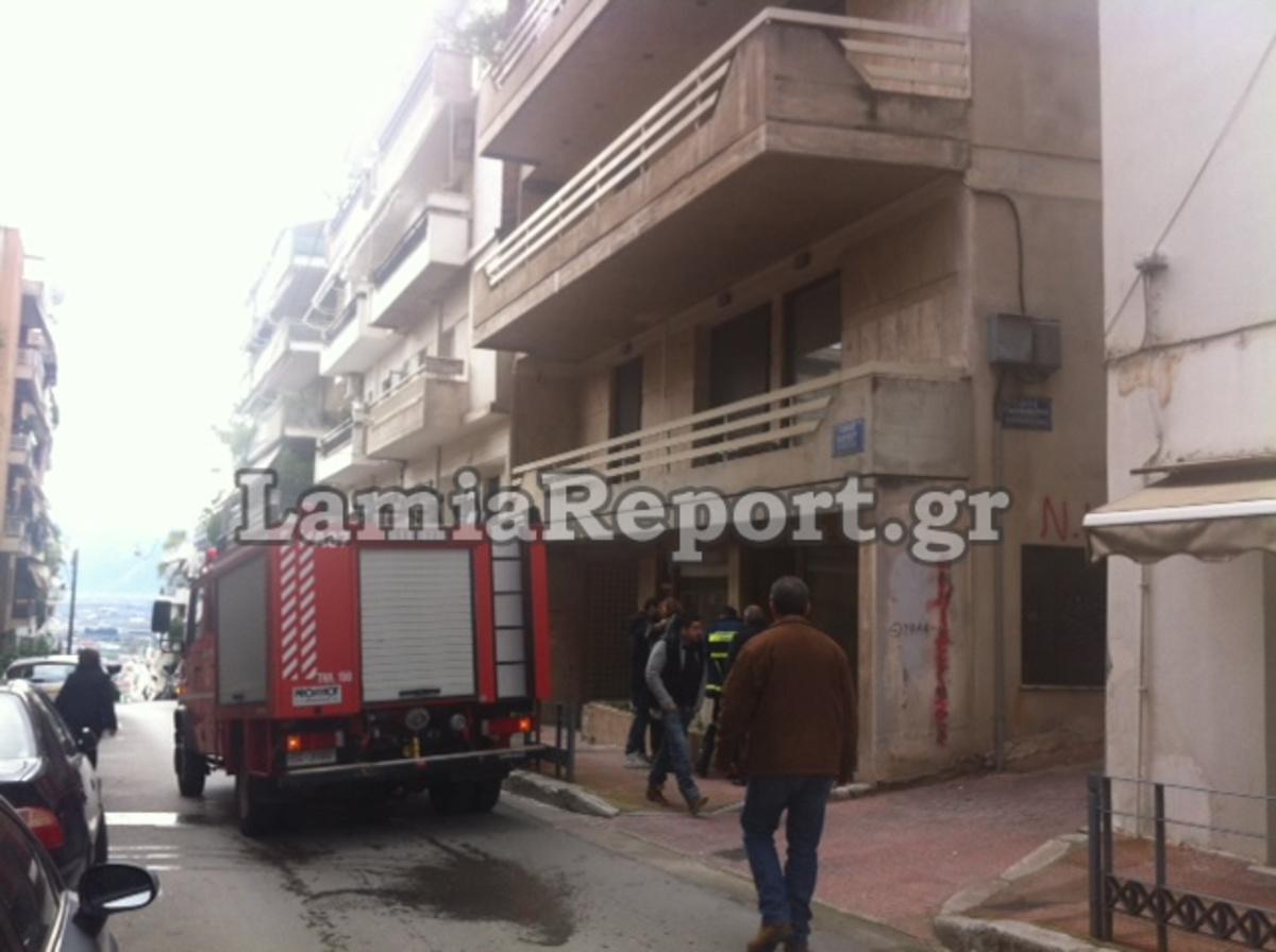 Λαμία: Αναστάτωση από έκρηξη λέβητα στο κέντρο της πόλης | Newsit.gr