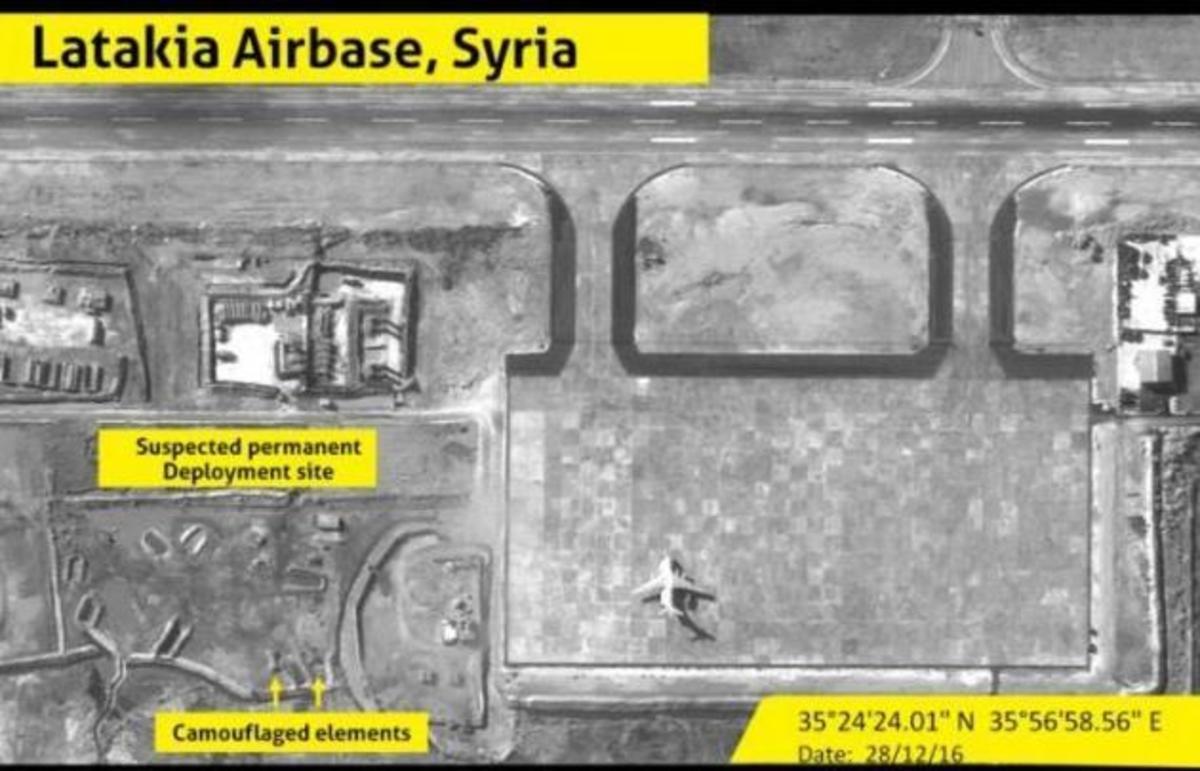 Πύραυλοι Iskander στη βάση της Ρωσίας στη Συρία – Τι συμβαίνει; [Δορυφορικές εικόνες] | Newsit.gr