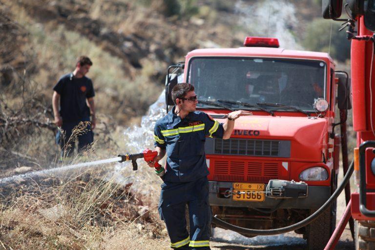 Πού υπάρχει κίνδυνος πυρκαγιάς την Κυριακή | Newsit.gr