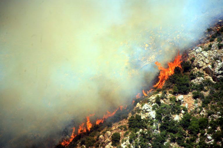 Πού υπάρχει αύριο κίνδυνος πυρκαγιάς   Newsit.gr