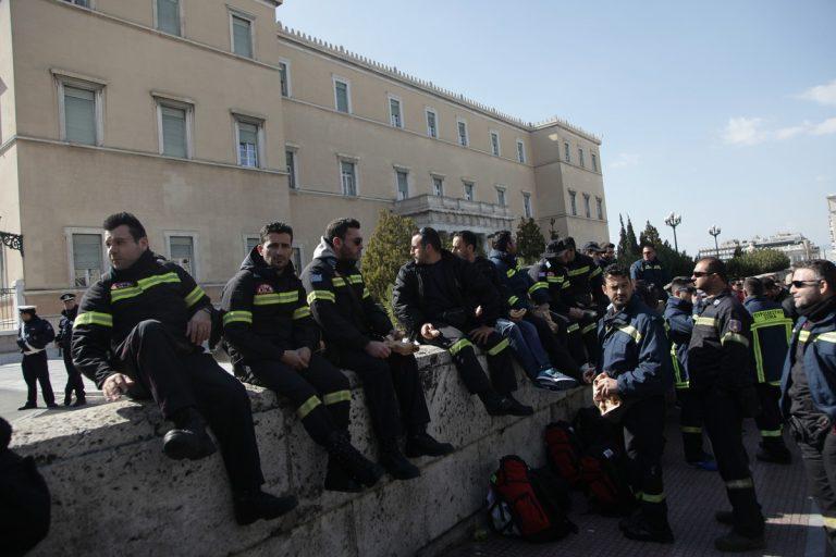 Έβαλαν.. «φωτιά» στην Ολομέλεια οι Πυροσβέστες! | Newsit.gr