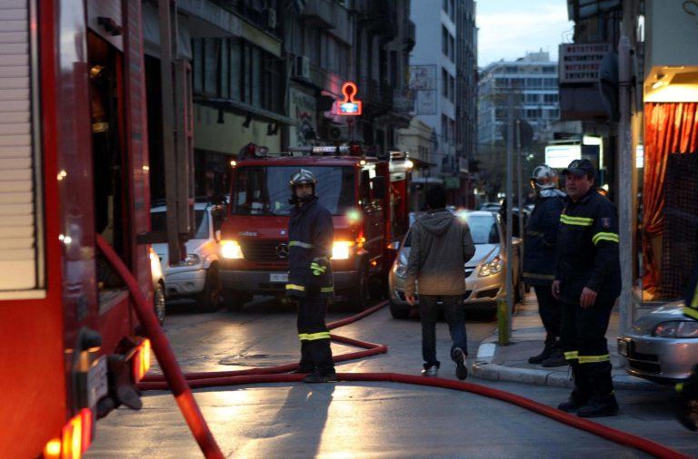 Φωτιά σε 10 αυτοκίνητα στην Κηφισιά | Newsit.gr