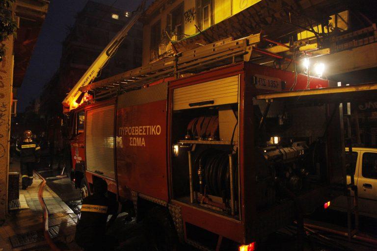Φωτιά σε ξενοδοχείο στη Θεσσαλονίκη | Newsit.gr