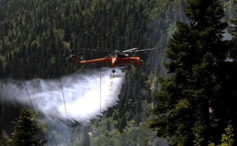 Πού υπάρχει κίνδυνος πυρκαγιάς την Πέμπτη   Newsit.gr