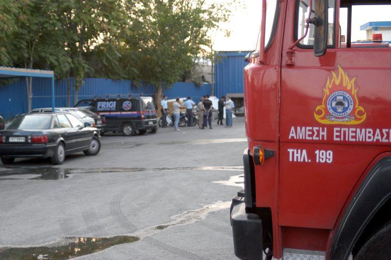 Οι πυροσβέστες έψαχναν τον τραυματία σε λάθος πόλη!   Newsit.gr