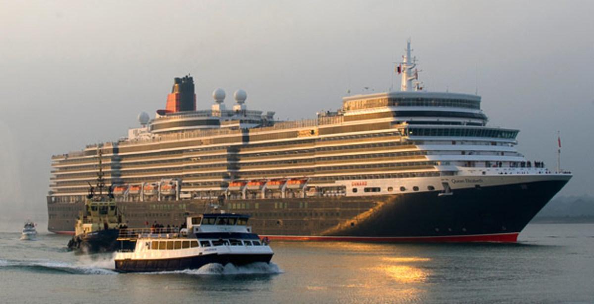 Κρήτη: Έρχεται το θρυλικό Queen Elizabeth – Δείτε φωτογραφίες χλιδής! | Newsit.gr