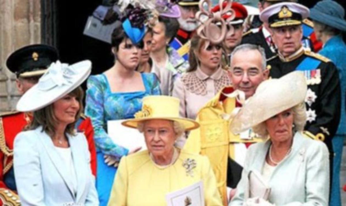 Ελισάβετ η… βασίλισσα των καπέλων! Δες το βίντεο | Newsit.gr