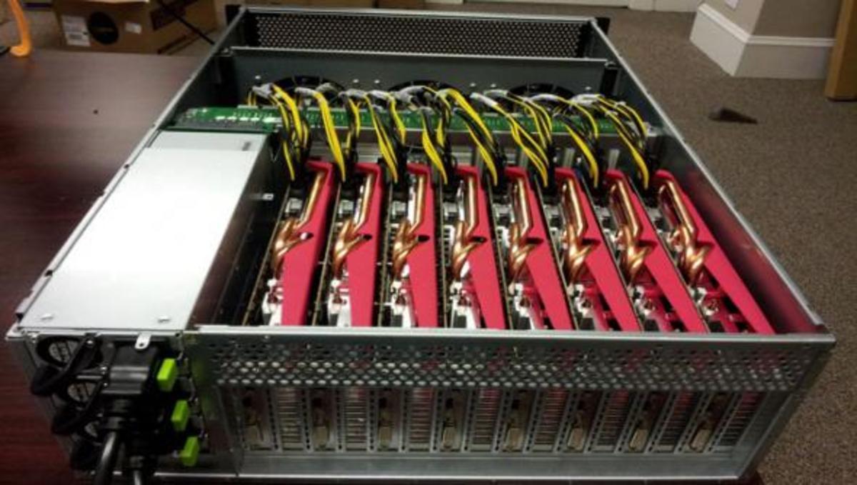 Εύκολη παραβίαση κωδικών πρόσβασης με το μηχάνημα των 25 GPU | Newsit.gr