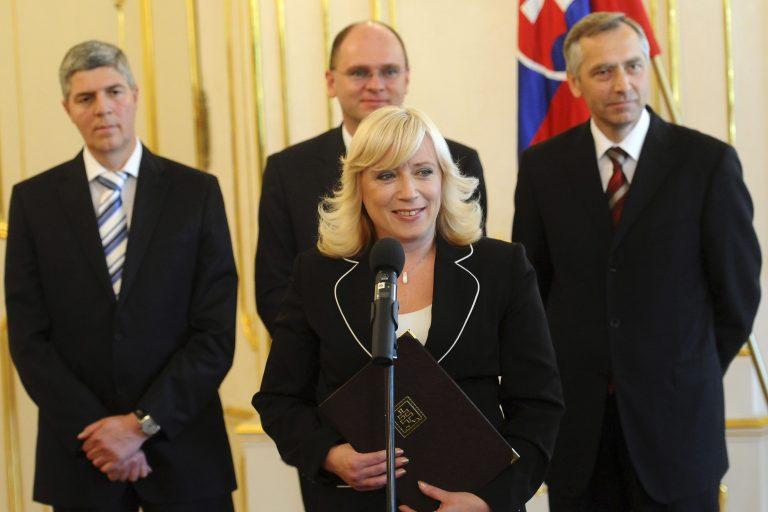 Σλοβακία: Με γυναίκα πρωθυπουργό για πρώτη φορά | Newsit.gr