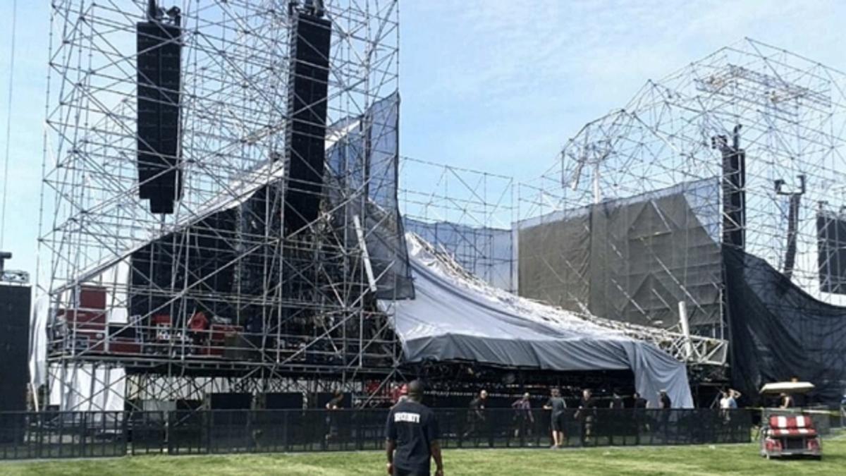 Ενας νεκρός πριν από συναλία των Radiohead! | Newsit.gr