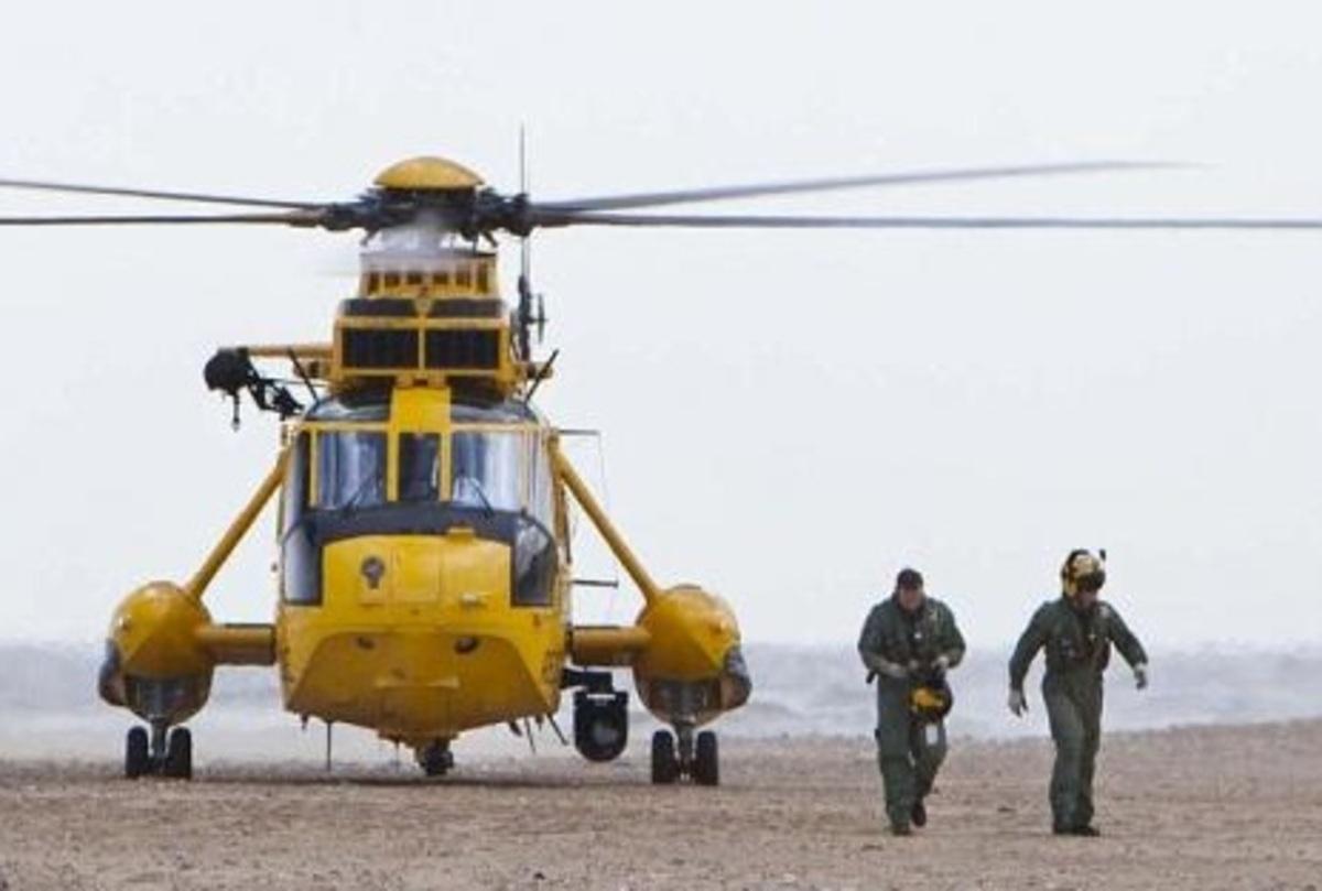 «Αναγκαστική» προσγείωση ελικοπτέρου της RAF,για να πάρουν…παγωτά! | Newsit.gr