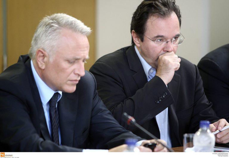 Ραγκούσης και Παπακωνσταντίνου θέλουν να είναι υποψήφιοι | Newsit.gr