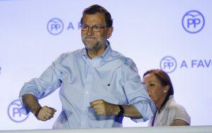 Εκλογές Ισπανία – Ραχόι: Θα έχουμε κυβέρνηση μέσα στο μήνα – Σε καθεστώς σοκ οι Podemos