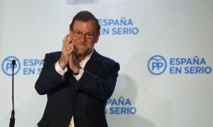 Ισπανία – Ραχόι: Θέλω να σχηματίσω κυβέρνηση – Έρχεται «μεγάλος συνασπισμός»;