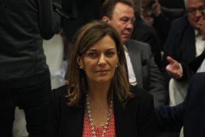 """Αντωνοπούλου: """"Κάναμε ρεκόρ δημιουργίας θέσεων εργασίας από το 2001"""""""