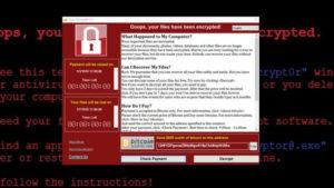 Συμβουλές προστασίας από το ransomware «WannaCryptor»