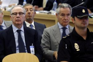Ποινή «χάδι» στον πρώην επικεφαλής του ΔΝΤ που «έφαγε» χιλιάδες ευρώ