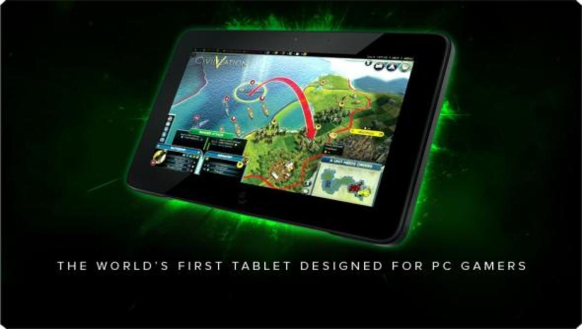 CES 2013: H Razer, κυκλοφορεί το πρώτο tablet, σχεδιασμένο από τους οπαδούς της! | Newsit.gr