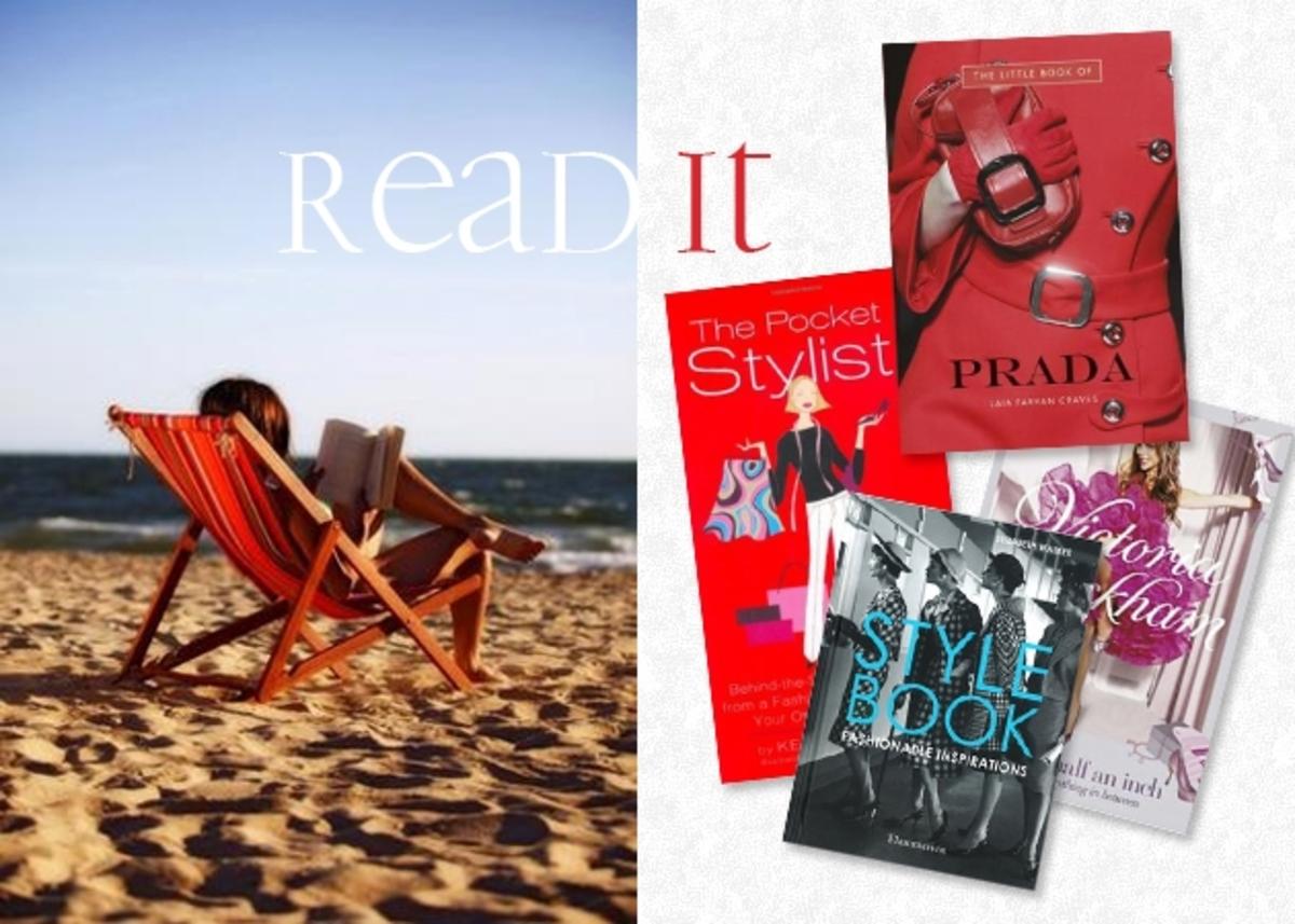 8 βιβλία μόδας που μπορείς να πάρεις μαζί σου στην παραλία!   Newsit.gr