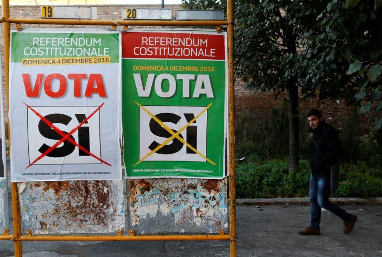 Ρέντσι: Αν κερδίσει το ναι, δεν πρόκειται να πάμε σε εκλογές – Σφοδρή επίθεση από Ντ' Αλέμα | Newsit.gr