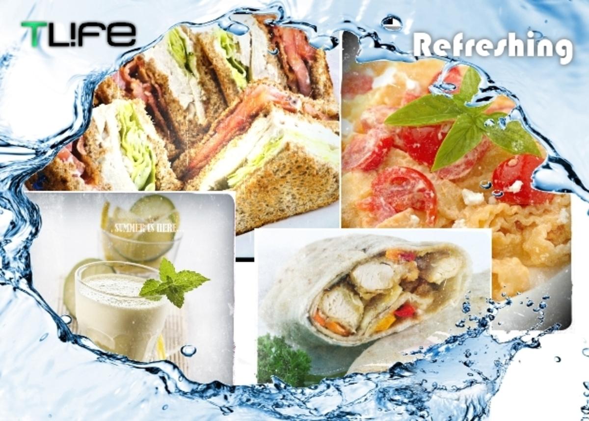 To δροσιστικό μενού του TLIFE Recipes! Κρύα πιάτα για να διώξεις τον καύσωνα… | Newsit.gr