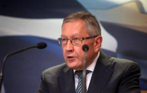 Ρέγκλινγκ: Κανένα θέμα Grexit – Εφαρμόστε το πρόγραμμα και δεν θα χρειαστεί νεο Μνημόνιο
