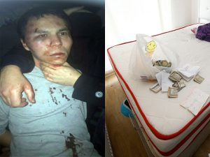 Κωνσταντινούπολη: Κρύφτηκε κάτω από το κρεββάτι ο μακελάρης! Ομολόγησε πως θέρισε 39 ζωές στο Reina