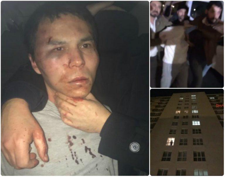 Κωνσταντινούπολη: Συνελήφθη ο μακελάρης του Reina! | Newsit.gr