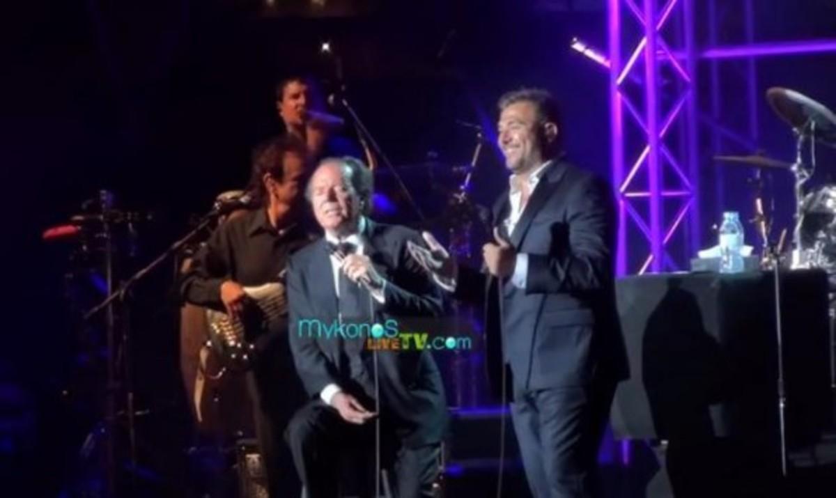 Μύκονος: Συναυλία Ιγκλέσιας – Ρέμου με τζίρο 2 εκατ. ευρώ και… ΣΔΟΕ | Newsit.gr