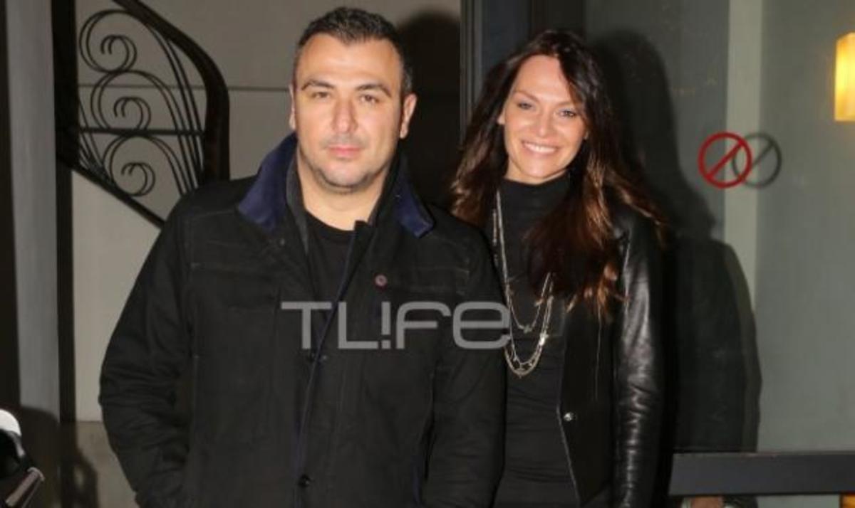 Α. Ρέμος – Υ. Μπόσνιακ: Ρομαντική βραδινή έξοδος για δυο! Φωτογραφίες | Newsit.gr