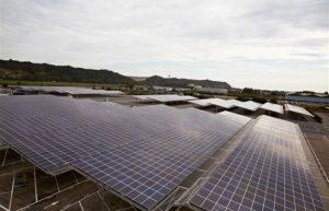Το μεγαλύτερο φωτοβολταϊκό πάρκινγκ