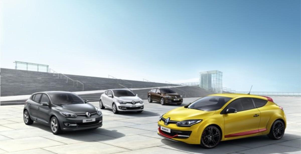 Ανανέωση για όλη την γκάμα του Renault Megane | Newsit.gr