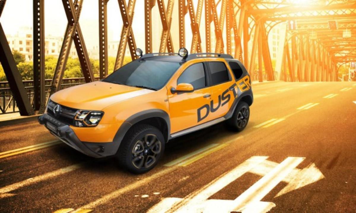 Αποκαλύφθηκε το πρωτότυπο Renault Duster Detour | Newsit.gr