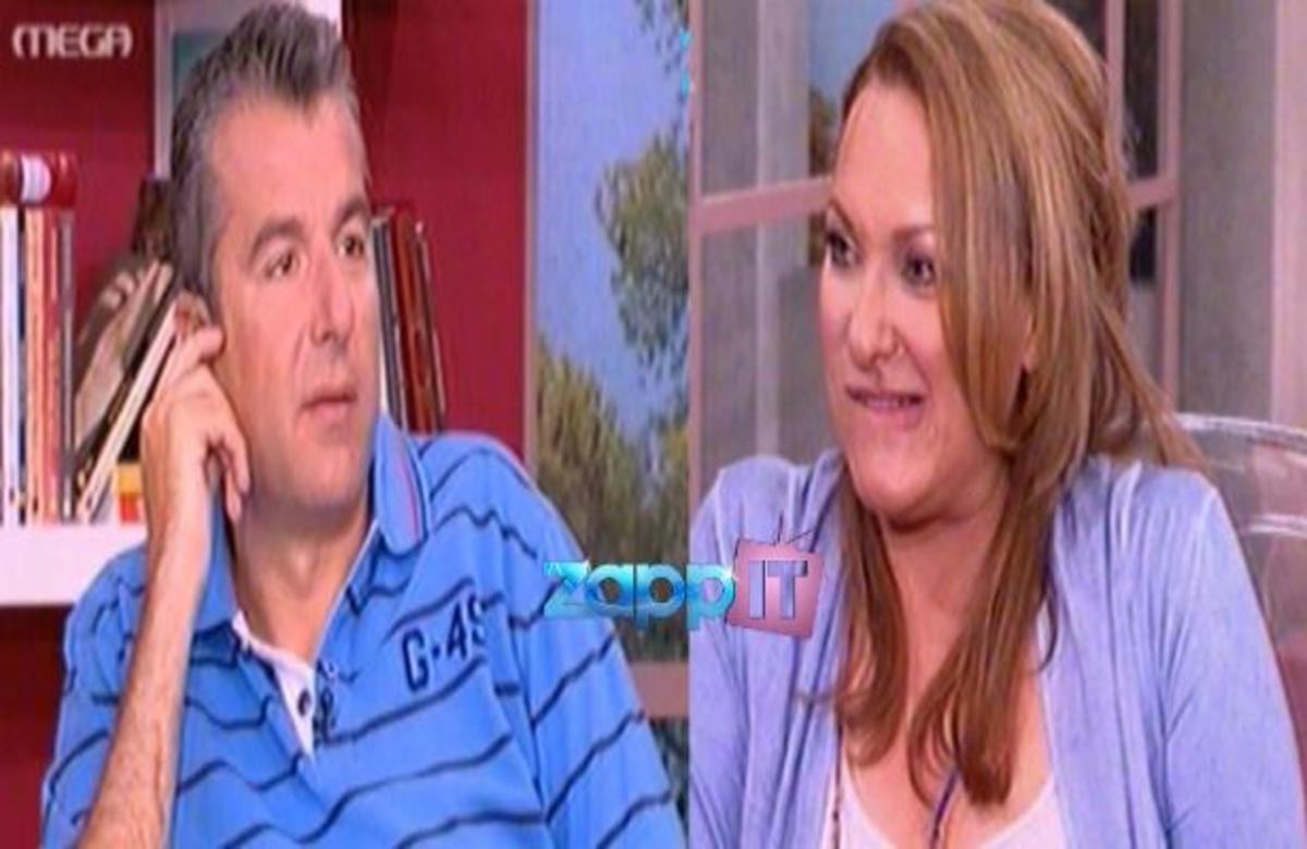 O Λιάγκας δεν ήξερε ότι η καλεσμένη του παίζει σε σίριαλ της τηλεόρασης! | Newsit.gr