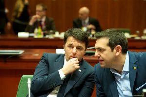 WSJ: Ποιός Ρέντσι; Από νέα ελληνική κρίση κινδυνεύει η Ευρωζώνη!