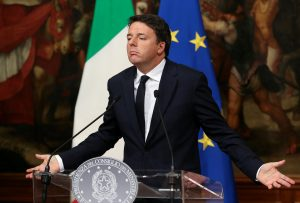 Δημοψήφισμα Ιταλία: Παραίτηση Ρέντσι ζητά η αντιπολίτευση