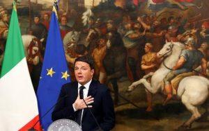 Συναντήσεις Ρέντσι με στενότερους συνεργάτες του – Λύση στην κυβερνητική κρίση μέχρι την Κυριακή;