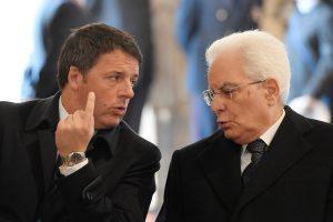 Ιταλία: Ο Πρόεδρος ψάχνει πρωθυπουργό – Ο Ρέντσι παίζει Playstation!