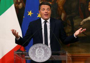 Die Welt: Οι Ιταλοί έδιωξαν τον Ρέντσι – Η Ευρώπη τον εγκατέλειψε