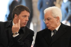 Σέρζιο Ματαρέλα: Στα χέρια του το μέλλον της Ιταλίας
