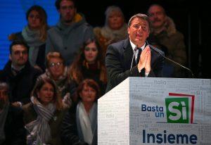 Δημοψήφισμα Ιταλία: «Τρίζει» η καρέκλα του Ρέντσι, «τρέμει» η Ευρώπη!