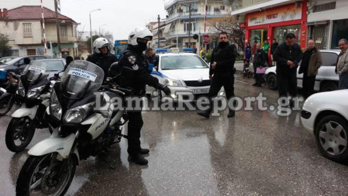 Λαμία: Το θύμα χτύπησε τον ληστή στο κεφάλι με το συρτάρι του ταμείου! – ΒΙΝΤΕΟ η επιχείρηση της Αστυνομίας   Newsit.gr