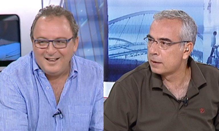 Η ρετσινιά που κόλλησε ο Καμπουράκης στον Οικονομέα | Newsit.gr