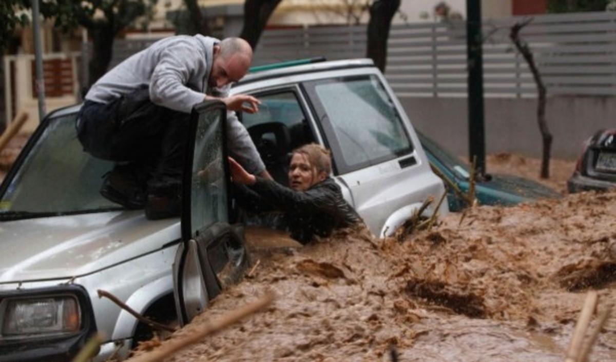 Πάνω από 5 εκατ. ευρώ οι ασφαλιστικές αποζημιώσεις για τον κατακλυσμό που έπληξε την Αττική | Newsit.gr