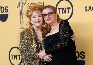Τραγωδία! Δεν άντεξε η μητέρα της Κάρι Φίσερ – Πέθανε μια μέρα μετά την κόρη της