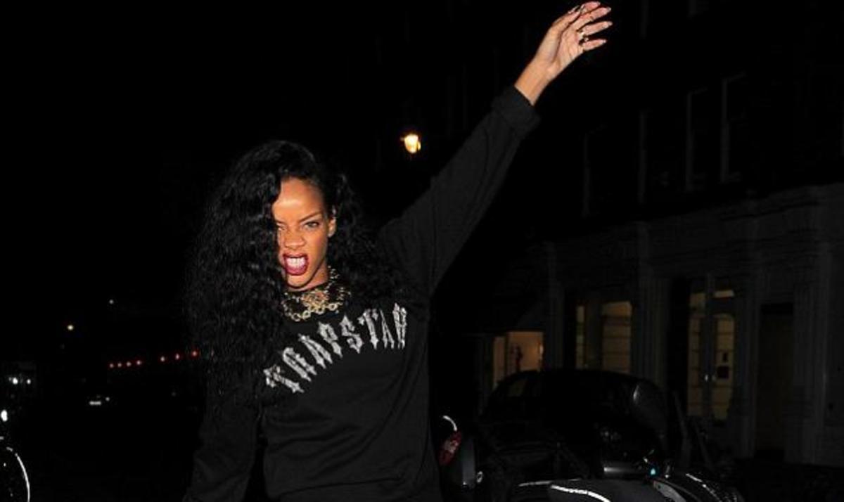 Γυαλιά καρφιά τα έκανε η Rihanna! | Newsit.gr