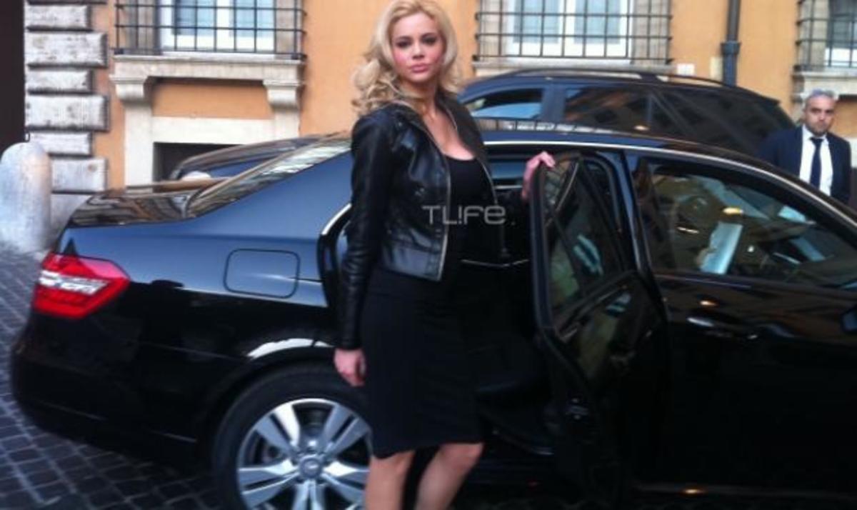 Ρ. Αντωνίου: Η ζωή στην Ιταλία και το show «Βallando con te» μέσα από αποκλειστικές φωτογραφίες! | Newsit.gr