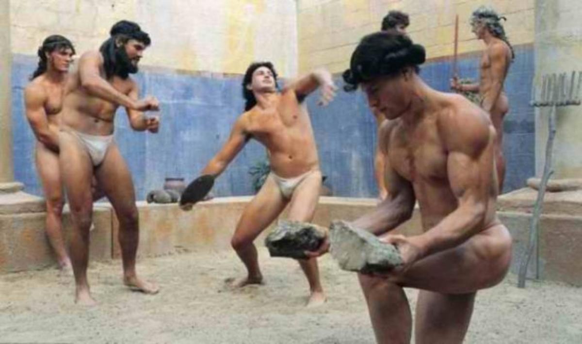 Βρετανοί:»Βρώμικοι και gay οι αρχαίοι Ολυμπιακοί Αγώνες» | Newsit.gr