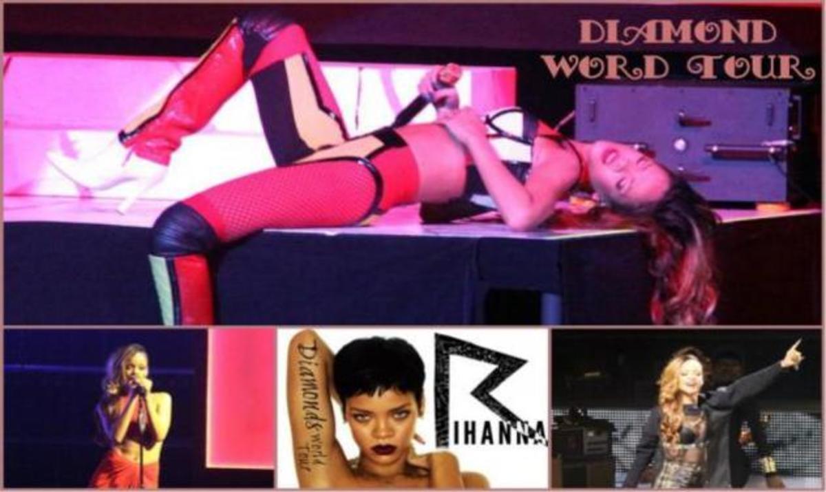 H Rihanna ξεκινά την παγκόσμια περιοδεία της… Πρώτος σταθμός Νέα Υόρκη! Δες photo | Newsit.gr