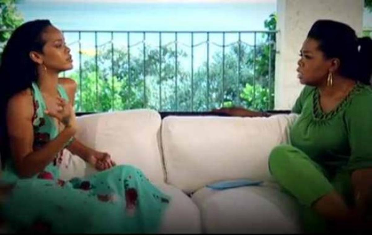 Η Rihanna «ανοίγεται» στην Oprah | Newsit.gr